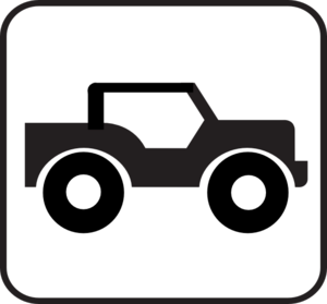 Jeep With Roof Clip Art