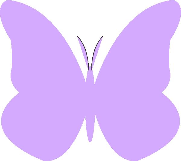 Bright Butterfly Clip Art at Clker.com - vector clip art ...