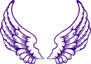 Alzheimers Wings Clip Art