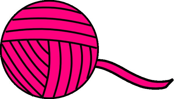 Yarn Clip Art at Clker.com - vector clip art online ...