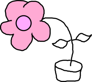 Kids Flower Clip Art