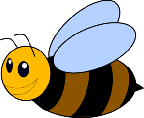 Honey Bee Clip Art