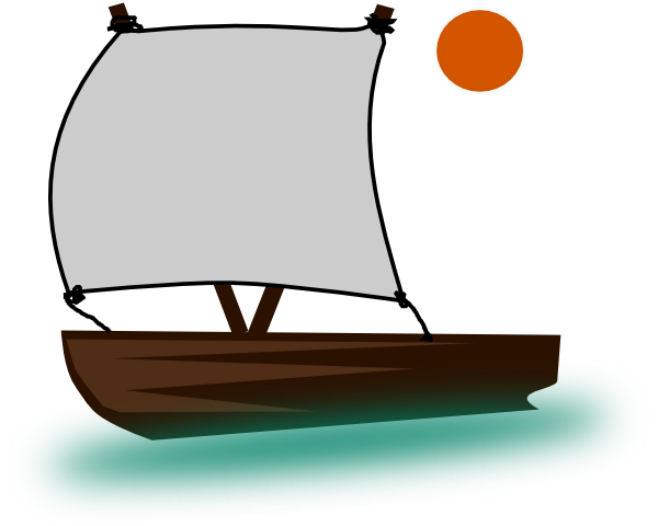 small boat clip art free - photo #41