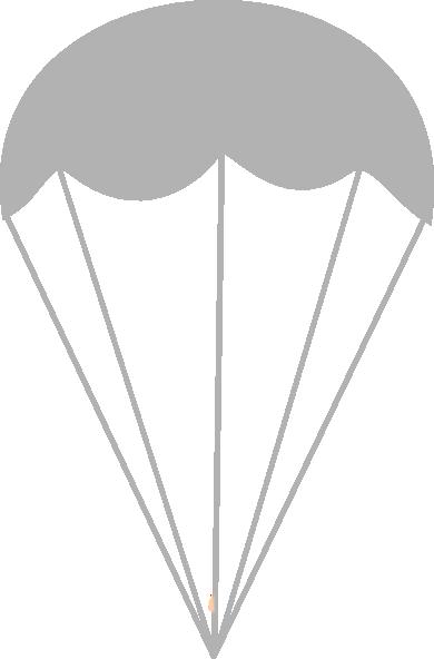 parachute clip art at clker com vector clip art online royalty rh clker com parachute clipart black and white parachute clipart cartoon