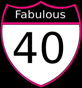 I-40, Jomar, Jodina, Fab 40 Clip Art at Clker.com - vector ... 40 Clipart