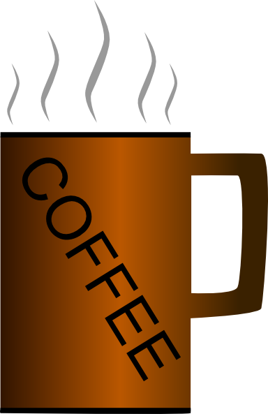 clipart hot coffee - photo #34