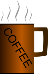 Coffee Mug Hot Clip Art