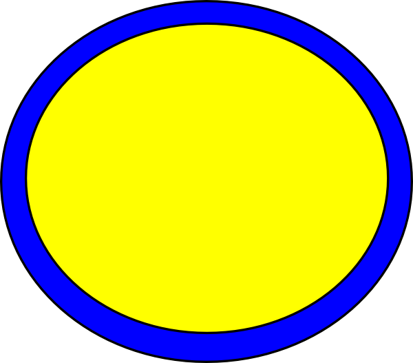 blue yellow white circle -#main