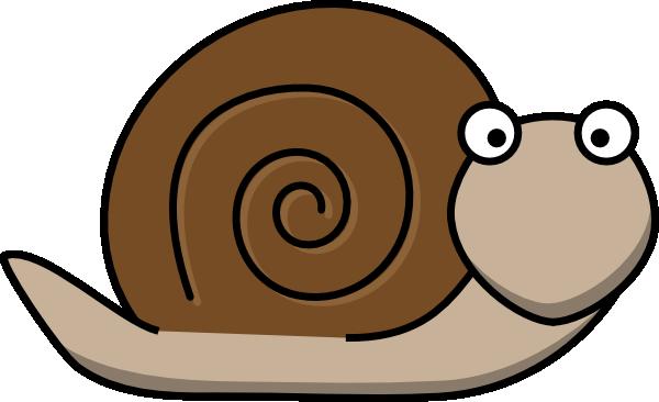 Snail clip art at vector clip art online - Clipart escargot ...