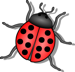 Free Black And White Insect Clipart