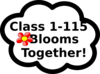 Door Bloom Sign Clip Art