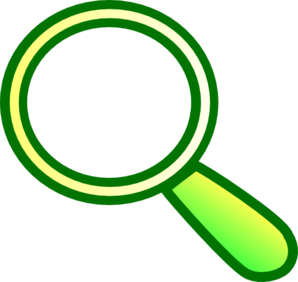 magnifying glass clip art at clker com vector clip art online rh clker com clipart magnifying glass detective clipart magnifying glass detective