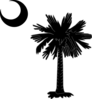 Palmetto Tree Clip Art