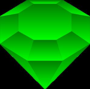 Emerald Emmy A Clip Art at Clker.com - vector clip art online, royalty ...