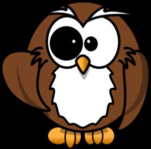 Geek Owl Clip Art At Clkercom Vector Clip Art Online Royalty