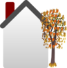 House Tree Clip Art