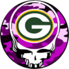 Grateful Dead Packers Pink Clip Art