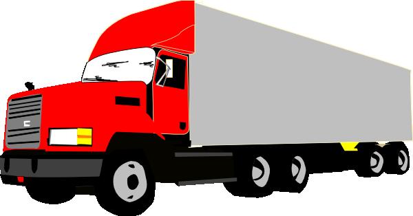 truck clip art at clker com vector clip art online royalty free rh clker com clipart dump truck pictures clipart dump truck pictures