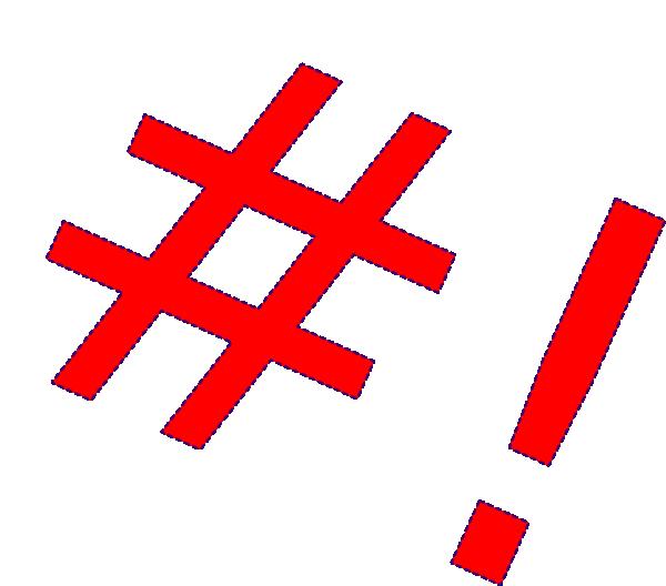Linux Shebang Clip Art At Vector Clip Art