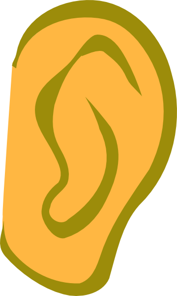 free png Ear Clipart images transparent