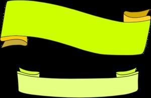 Clip Art Banners Clipart green banners clip art at clker com vector online art