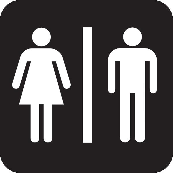 Rest room sign clip art at clker com vector clip art online royalty