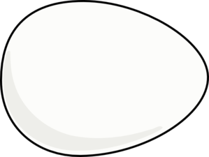 egg clip art at clker com vector clip art online royalty free rh clker com egg clipart free easter eggs clipart