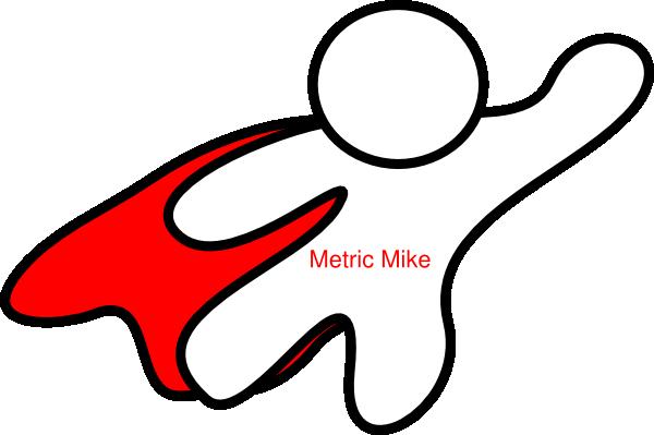 Metric Mike Clip Art at Clker.com - vector clip art online ...