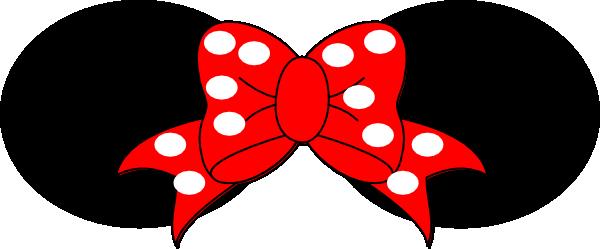 Minnie Mouse White Clip Art At Clker Com Vector Clip Art