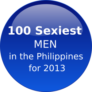 Sexiest Men In The Philippines Clip Art