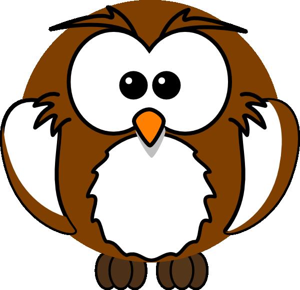 Brown Owl Clip Art at Clker.com - vector clip art online ...
