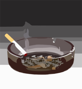 Ashtray Clip Art