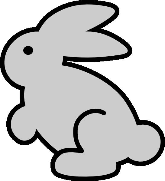 Bunny Clip Art at Clker.com - vector clip art online ...