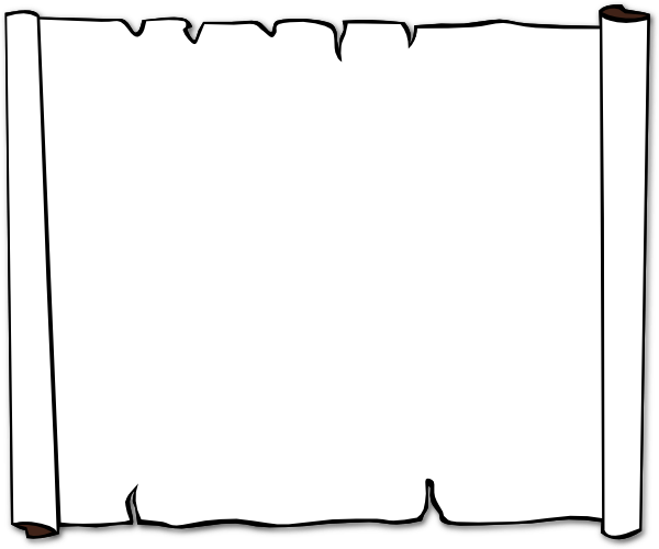 Parchment Scroll Clip Art At Clker Com Vector Clip Art Online Royalty Free Amp Public Domain