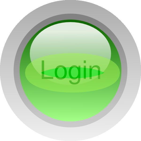 Login Green Button Clip Art at Clker.com - vector clip art ...