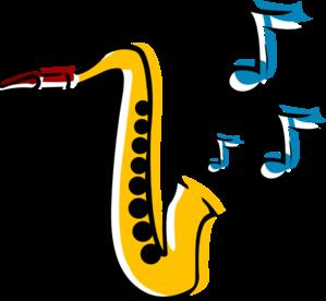 saxophone 5 clip art at clker com vector clip art online royalty rh clker com saxophone silhouette clip art saxophone player clipart