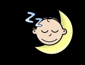 sleeping baby clip art at clker com vector clip art online rh clker com sleeping baby clip art images sleeping baby clip art images