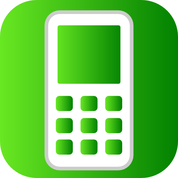 free clipart phone icon - photo #35