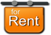 For Rent Sign Clip Art