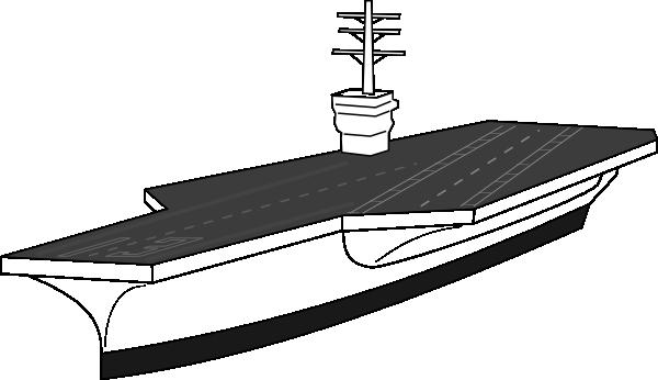 aircraft carrier ship clip art at clker com vector clip art online rh clker com  us aircraft carrier clipart
