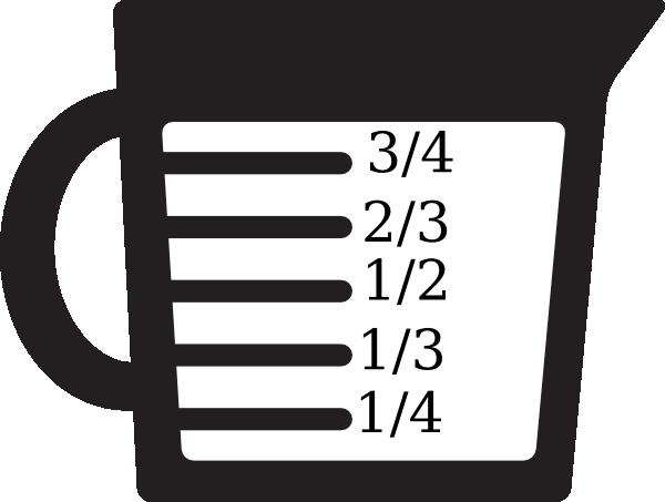 1 2 Teaspoon Measuring Spoons Clip Art – Cliparts