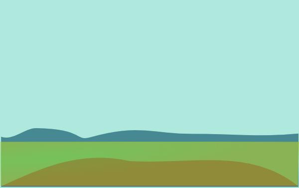 Landscape 3 Clip Art at Clker.com - vector clip art online ...