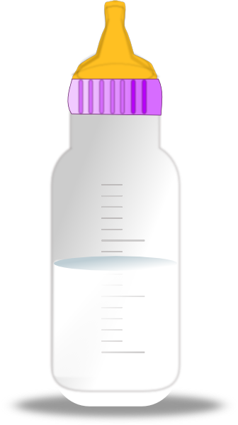 clipart baby bottle - photo #39