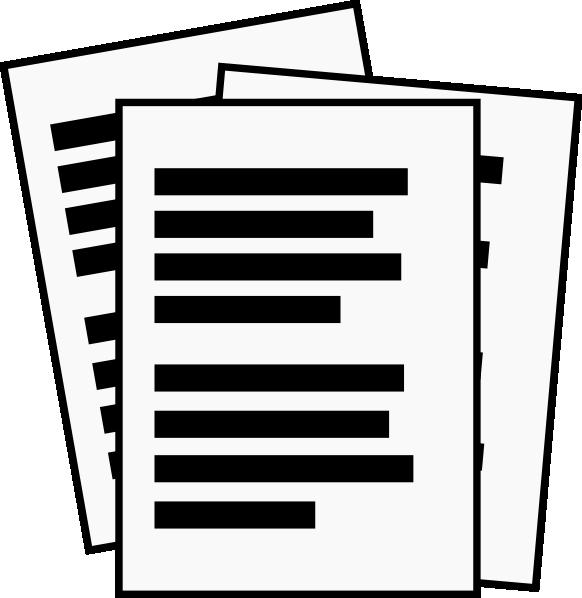 Notes Clip Art at Clker.com - vector clip art online ... Public Policy Symbol