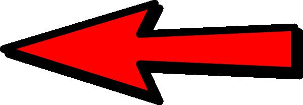 Transparent Arrow Left Clip Art at Clker.com - vector clip ...