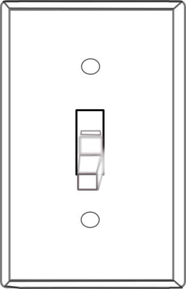Light Switch Off Clip Art at Clker.com - vector clip art ...