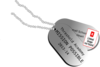 Threshold Dog Tag R Clip Art