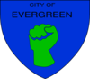 Evergreen Clip Art