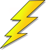 Lightening Clip Art