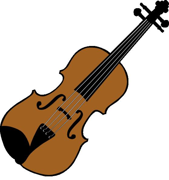 Smb-violin Clip Art at Clker.com - vector clip art online, royalty ...